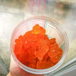 Jelly Bear Hair维生素果冻
