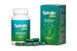 Spirulin Plus片剂