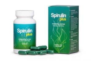 Spirulin Plus