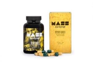Mass Extreme是最好的增质剂