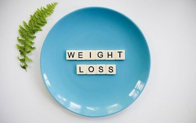 减肥写在你的盘子上