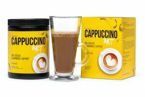 Cappucino MCT脂肪燃烧器