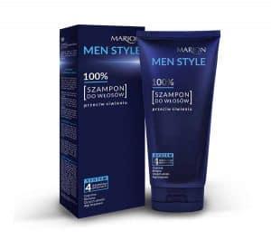 Marion Men Style 100%洗发水
