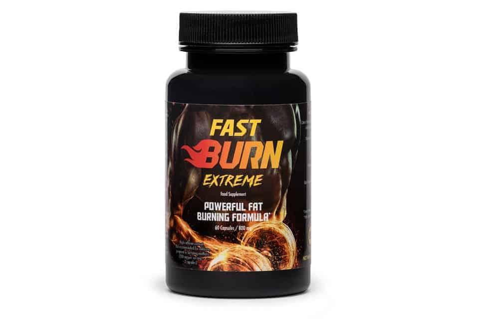 Fast Burn Extreme最好的脂肪燃烧器