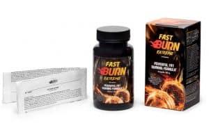 Fast Burn Extreme传单