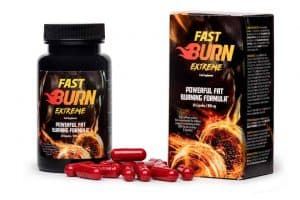 Fast Burn Extreme胶囊