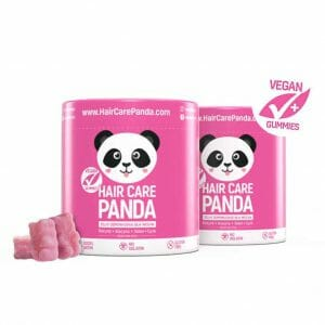Hair Care Panda包装