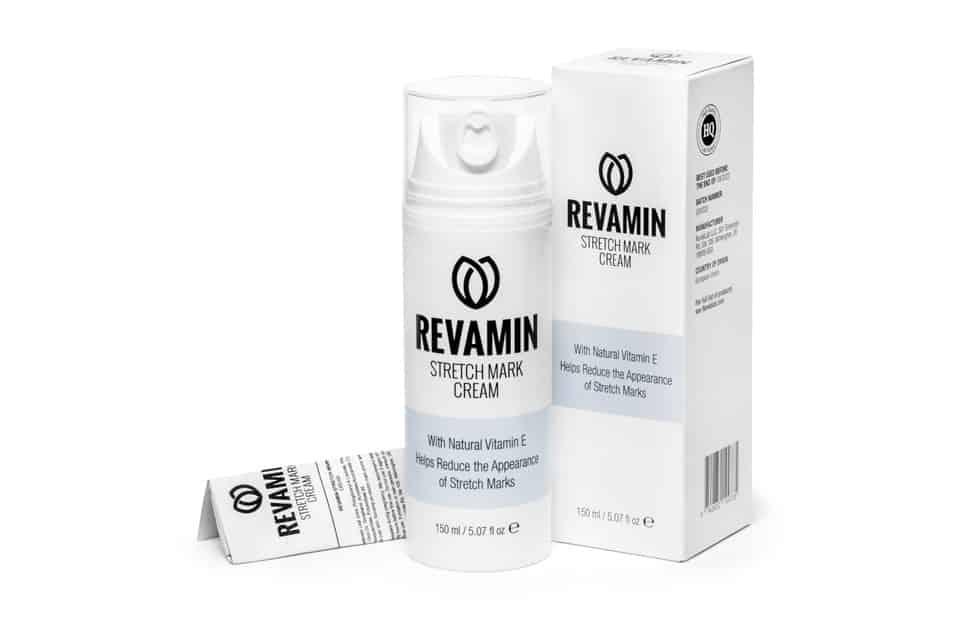 Revamin Stretch Mark 妊娠纹霜
