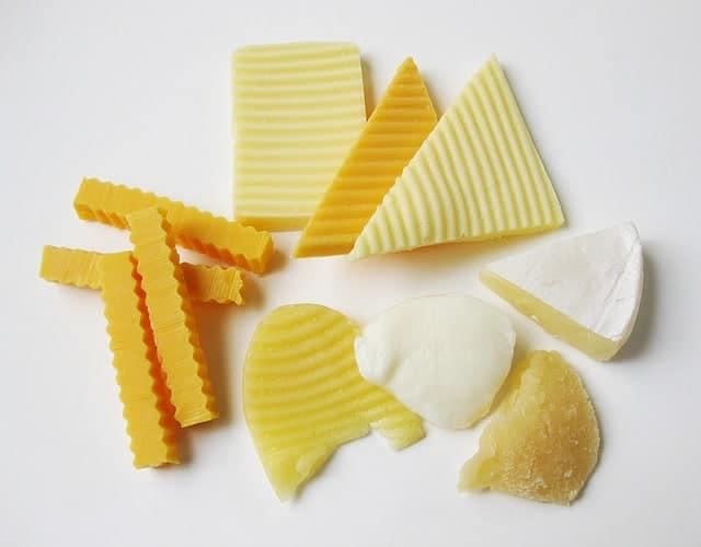 奶制品、奶酪