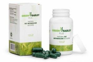 Green Barley Plus胶囊