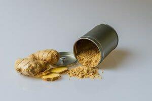 姜根和姜粉
