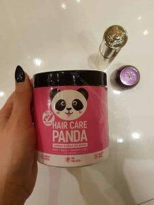 护发熊猫包