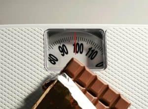 减肥巧克力