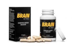 Brain Actives脑力支持膳食补充剂