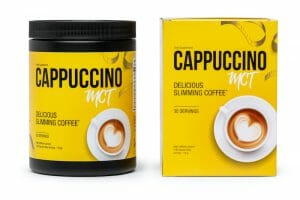 Cappuccino Mct瘦身咖啡