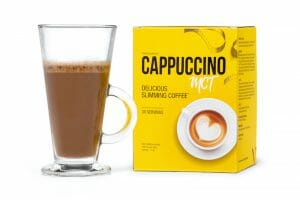 Cappuccino MCT瘦身咖啡饮料