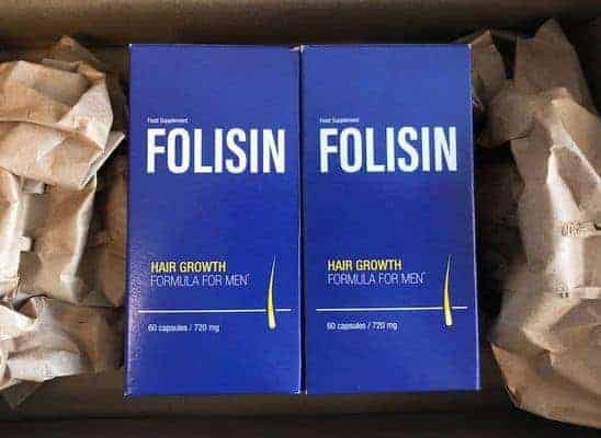 Folisin 抑制脱发剂