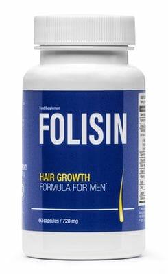 Folisin脱发补充剂