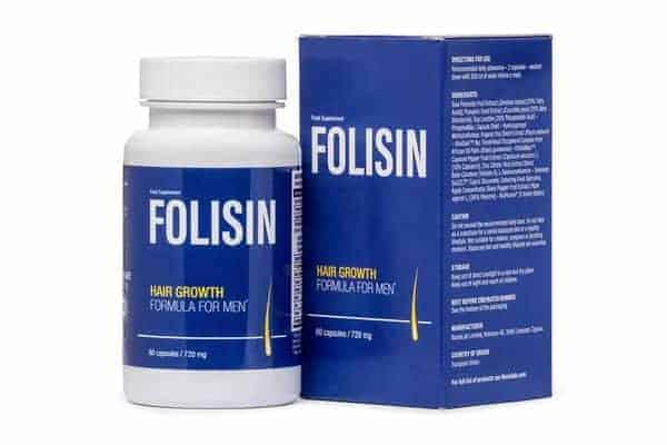Folisin胶囊
