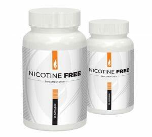 Nicotine Free片剂