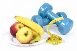 水果秤和哑铃