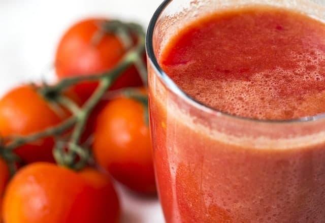 番茄鸡尾酒