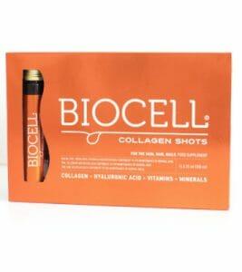 生物细胞胶原蛋白注射液,麦片小瓶。