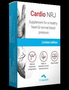 Cardio NRJ,高血压的补充剂