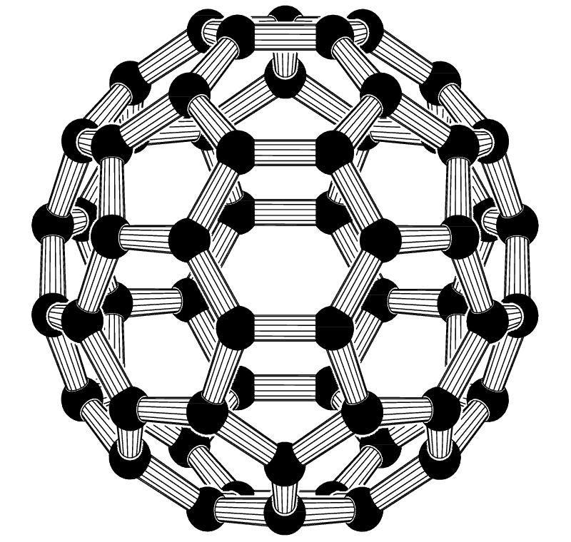 Fuleren C60分子