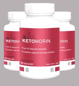 Ketomorin补充剂