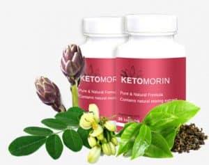 Ketomorin瘦身片