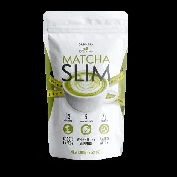Matcha Slim减肥粉补充剂