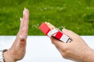 香烟,我不想抽!
