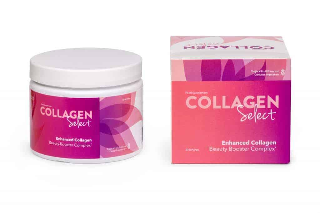 Collagen Select、胶原蛋白要喝