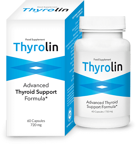 Thyrolin甲状腺支持胶囊