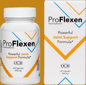 ProFlexen是对关节的最好准备