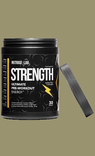 Nutrigo Lab Strength包件