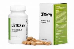 Detoxyn Talbetki用于清除体内的毒素