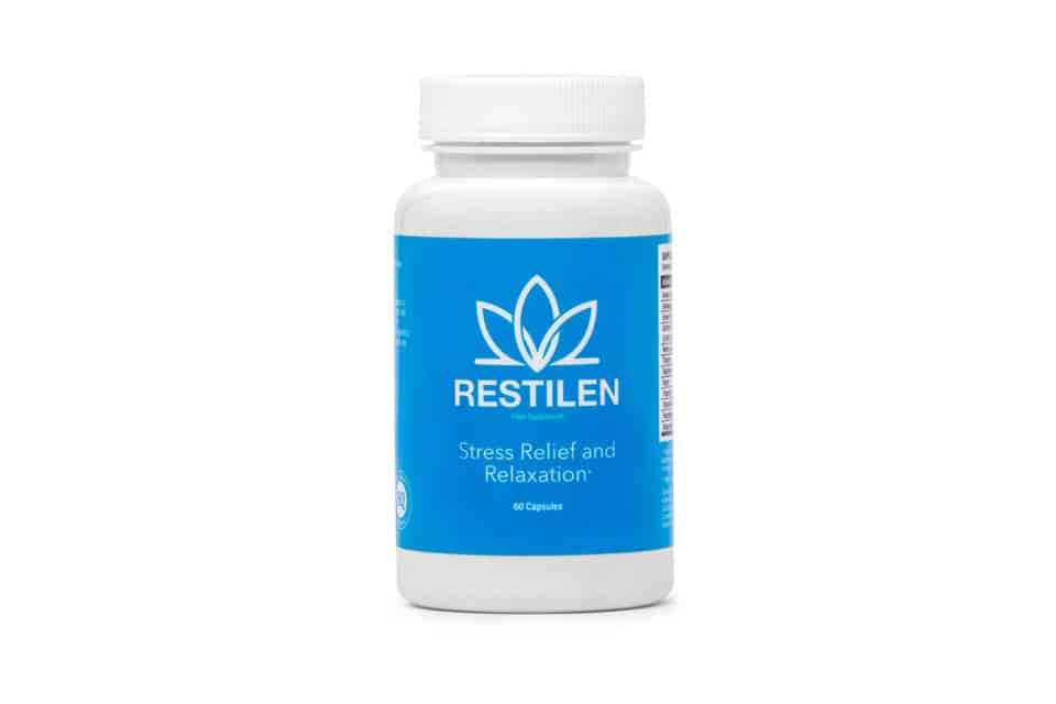Restilen适应原、舒缓压力丸