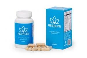 Restilen食补缓解压力