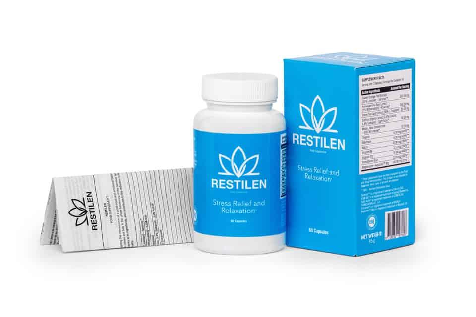 Restilen是疲劳和压力的适应原。