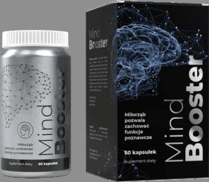 Mind Booster 营养补充剂
