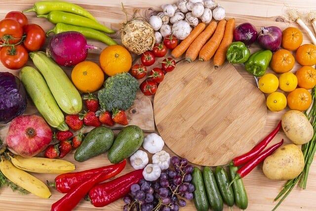 蔬菜和水果