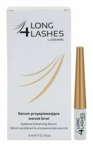 Long 4 Lashes Eyebrow 眉毛生长加速器精华液