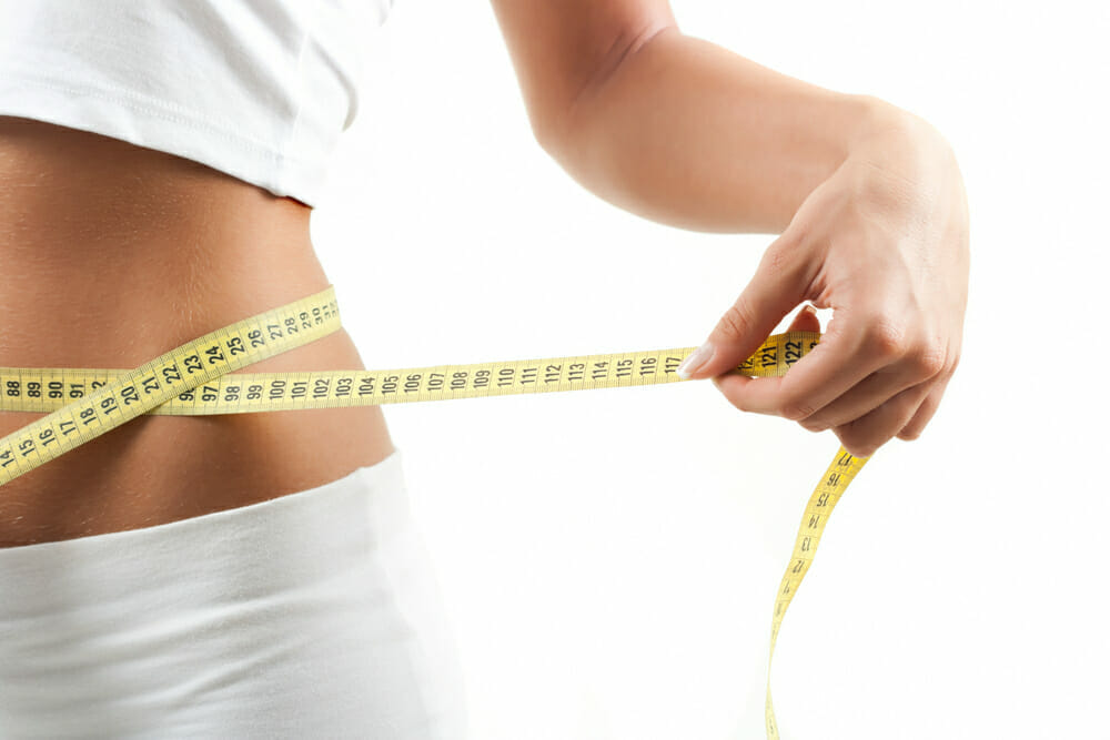 纤细的腰身,用一厘米来衡量